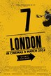 7 Welcome to London - Tiny Poster #1