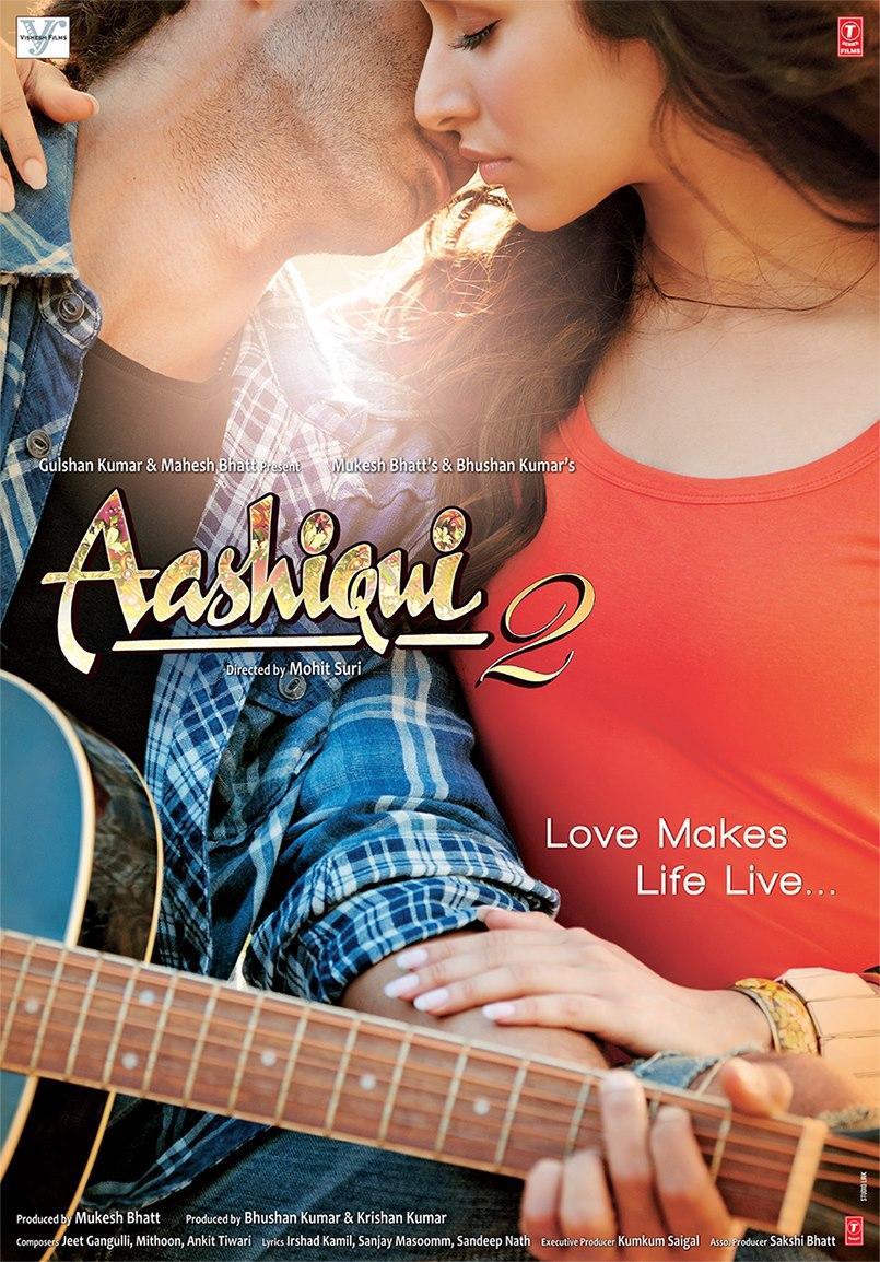 Aashiqui 2 - Movie Poster #1 (Original)