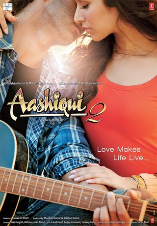 Aashiqui 2 - Movie Poster #1 (Small)