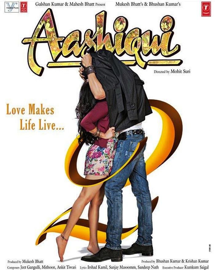 Aashiqui 2 - Movie Poster #2 (Original)