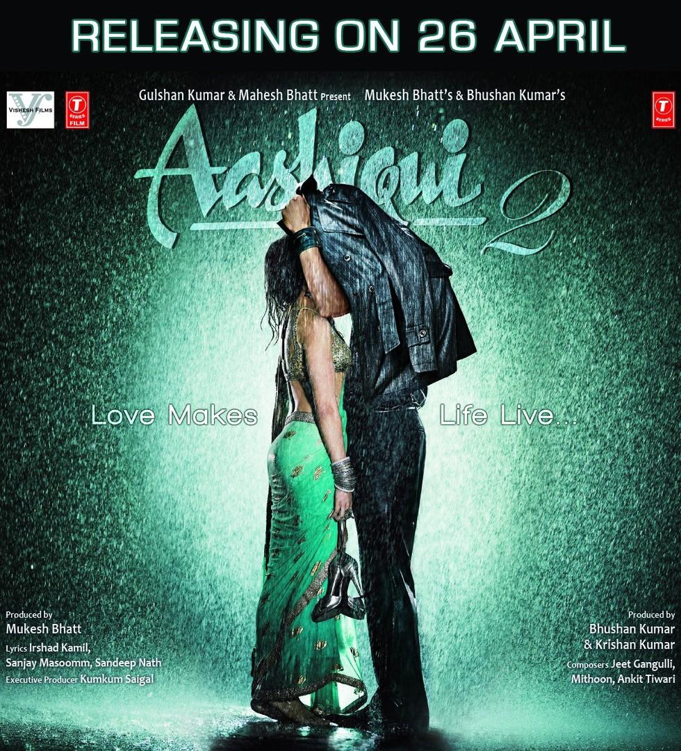 Aashiqui 2 - Movie Poster #3 (Large)