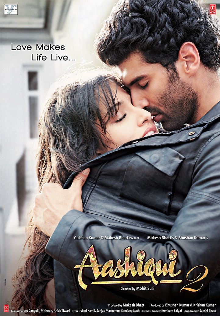 Aashiqui 2 - Movie Poster #4 (Original)