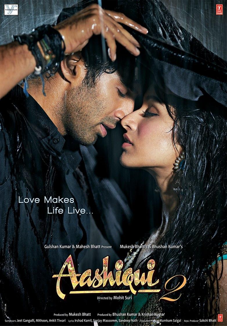 Aashiqui 2 - Movie Poster #5 (Original)