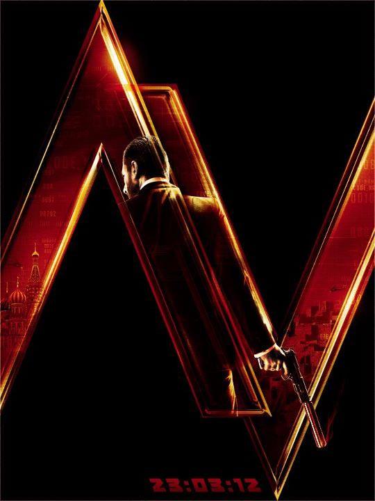 Agent Vinod - Movie Poster #2 (Original)