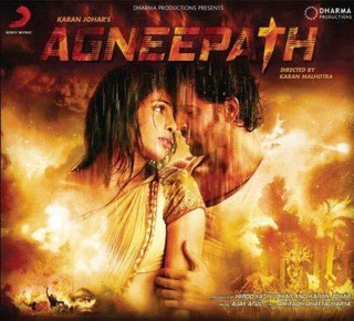 Agneepath - Movie Poster #2 (Small)