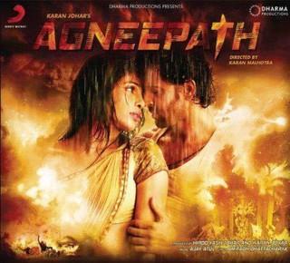 Agneepath - Movie Poster #2