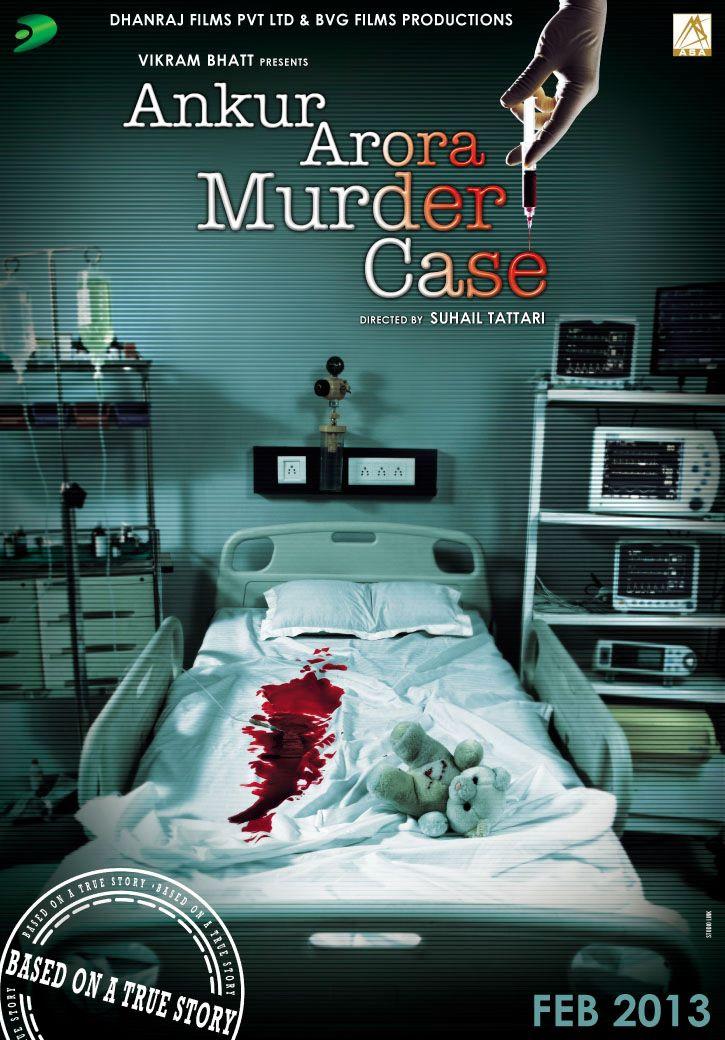 Ankur Arora Murder Case - Movie Poster #4 (Original)