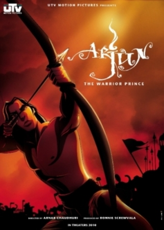 Arjun: The Warrior Prince - Movie Poster #1 (Original)