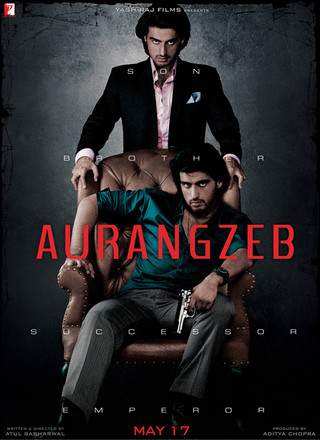 Aurangzeb - Movie Poster #1 (Small)