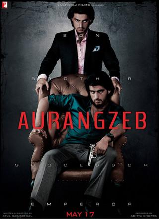Aurangzeb - Movie Poster #1 (Small)