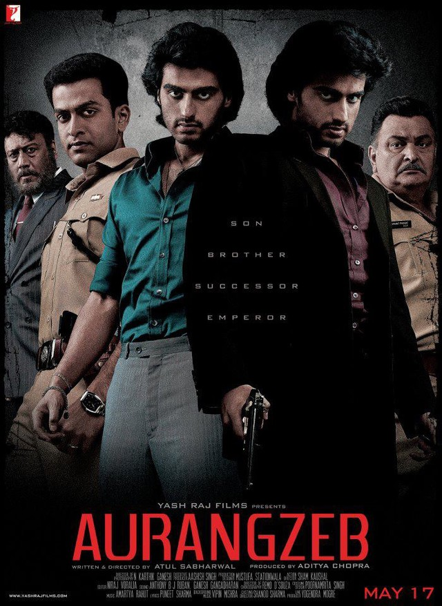 Aurangzeb - Movie Poster #2
