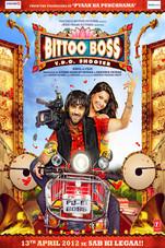 Bittoo Boss Small Poster