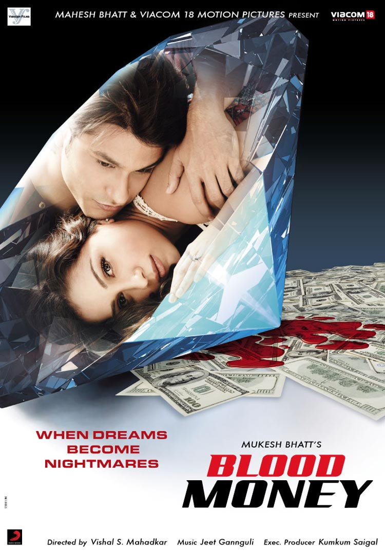 Blood Money - Movie Poster #1 (Original)