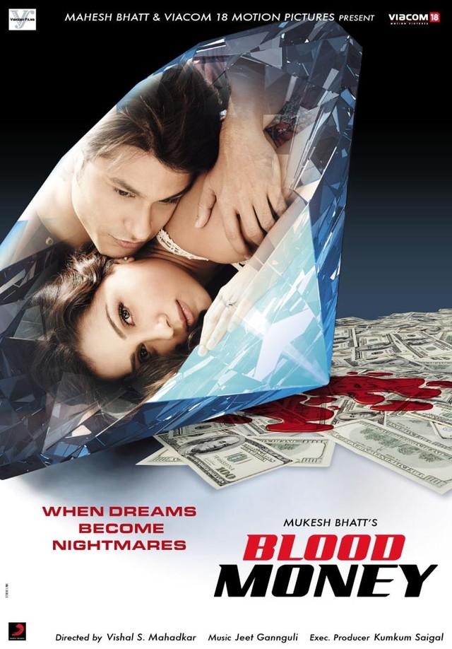 Blood Money - Movie Poster #1