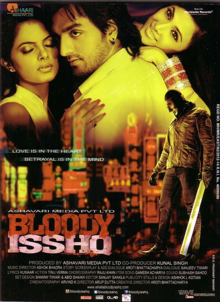 Bloody Isshq - Movie Poster #2 (Original)