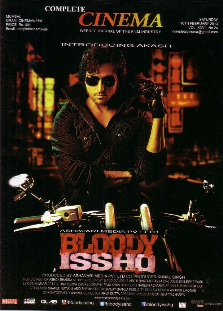 Bloody Isshq - Movie Poster #3 (Original)