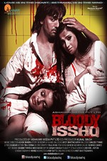 Bloody Isshq Small Poster