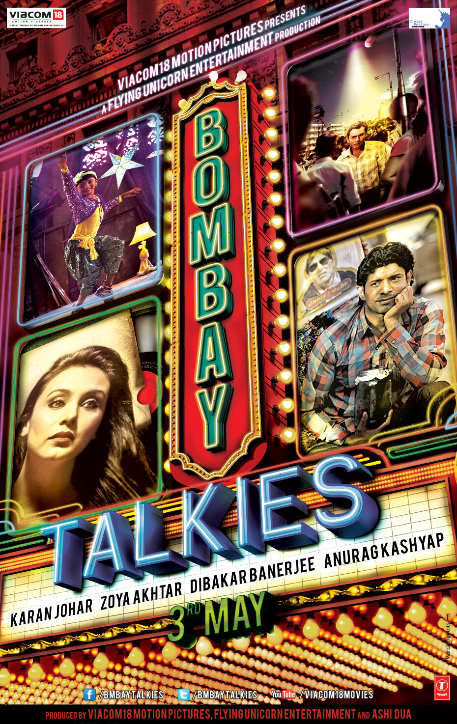 Bombay Talkies - Movie Poster #1 (Original)