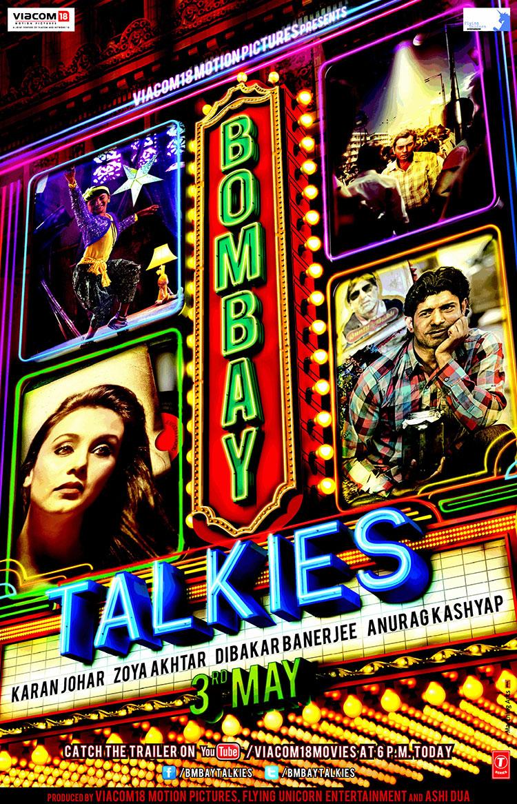 Bombay Talkies - Movie Poster #2 (Original)