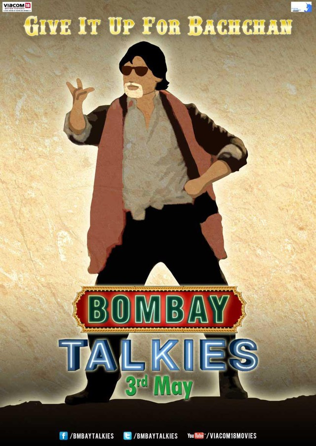 Bombay Talkies - Movie Poster #3