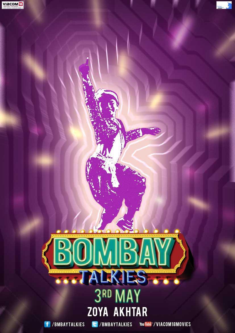 Bombay Talkies - Movie Poster #4 (Original)