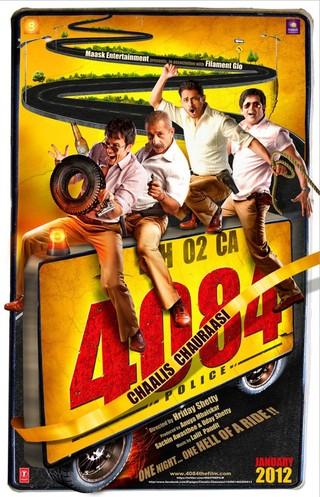 Chaalis Chauraasi - Movie Poster #1 (Small)