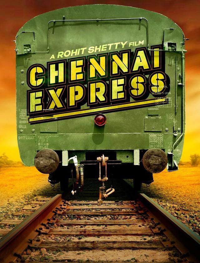 Chennai Express - Movie Poster #3