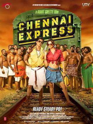 Chennai Express - Movie Poster #4 (Small)