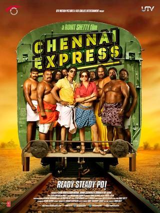 Chennai Express - Movie Poster #5 (Small)