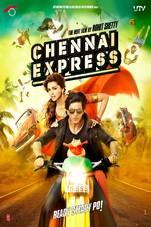 Chennai Express Small Poster