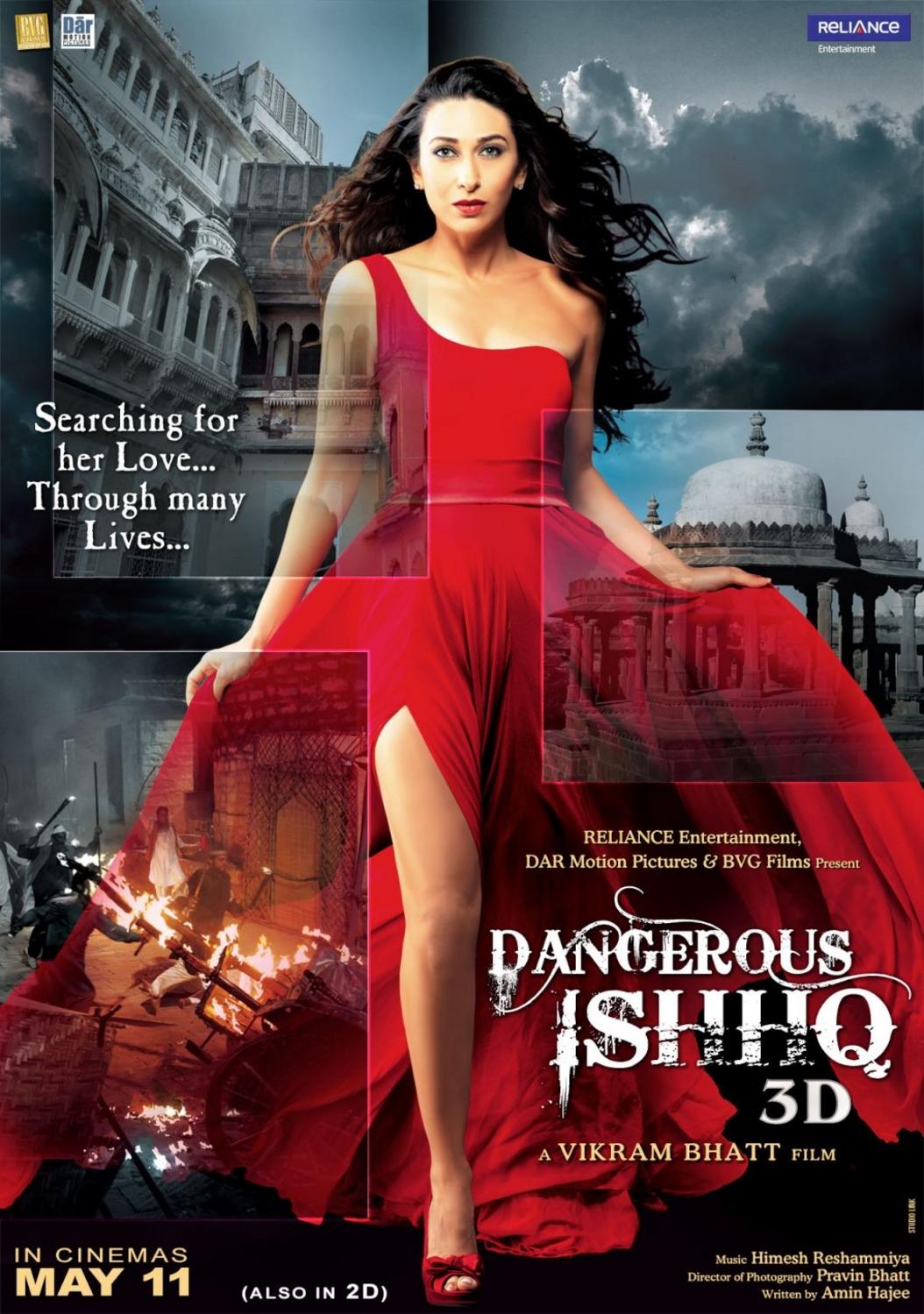 Dangerous Ishq - Movie Poster #1 (Original)