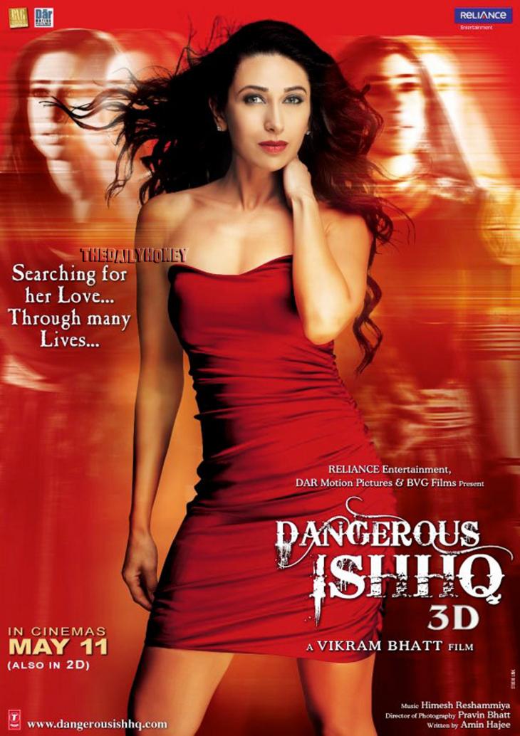 Dangerous Ishq - Movie Poster #2 (Original)