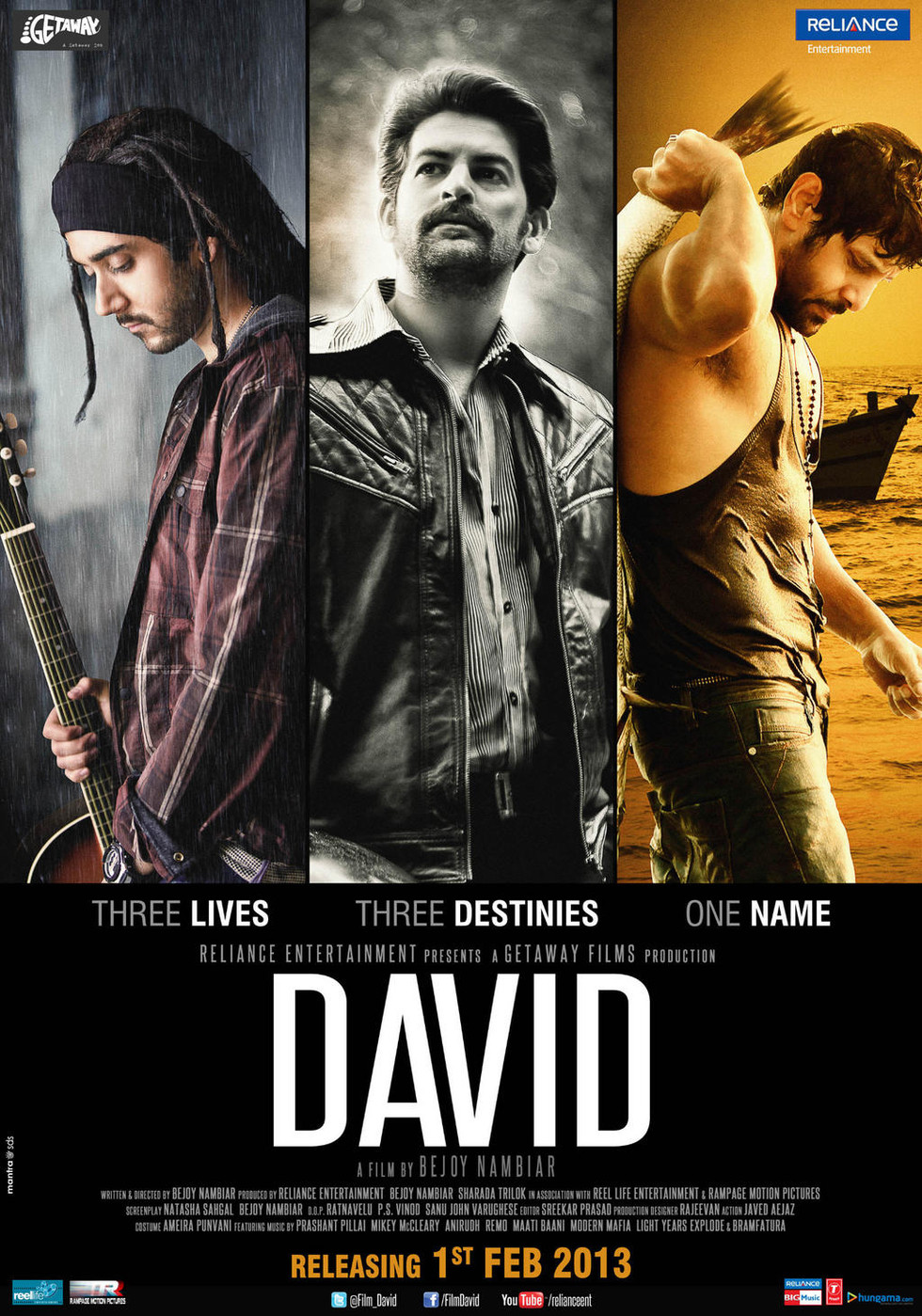 David - Movie Poster #1 (Large)