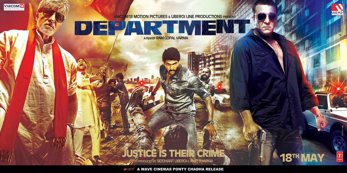 Department - Movie Poster #1 (Original)