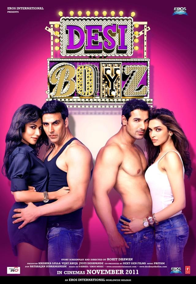 Desi Boyz - Movie Poster #1