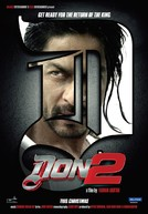 Don 2 Small Poster