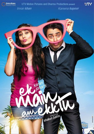 Ek Main Aur Ekk Tu - Movie Poster #1 (Small)