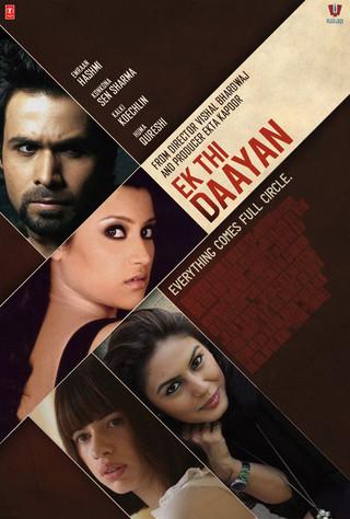 Ek Thi Daayan - Movie Poster #2 (Small)