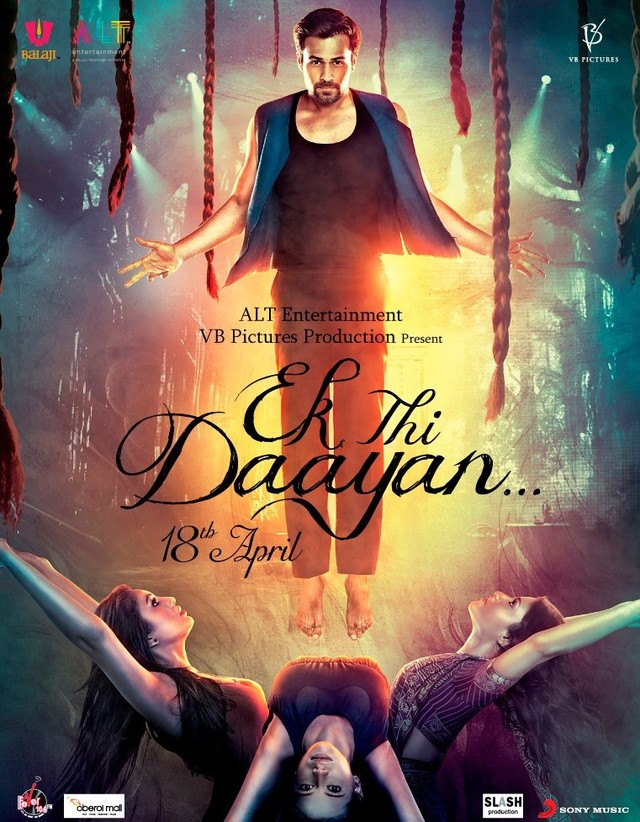 Ek Thi Daayan - Movie Poster #3