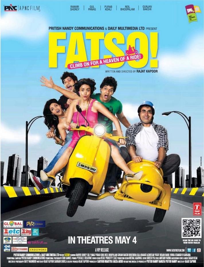 Fatso - Movie Poster #3 (Original)