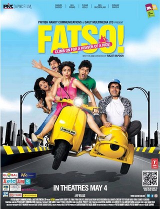 Fatso - Movie Poster #3 (Small)