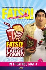 Fatso Small Poster