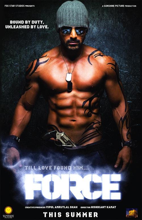 Force - Movie Poster #1 (Original)