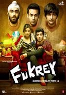 Fukrey Small Poster