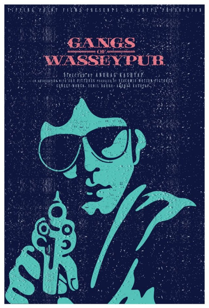 Gangs Of Wasseypur 2 - Movie Poster #6 (Original)