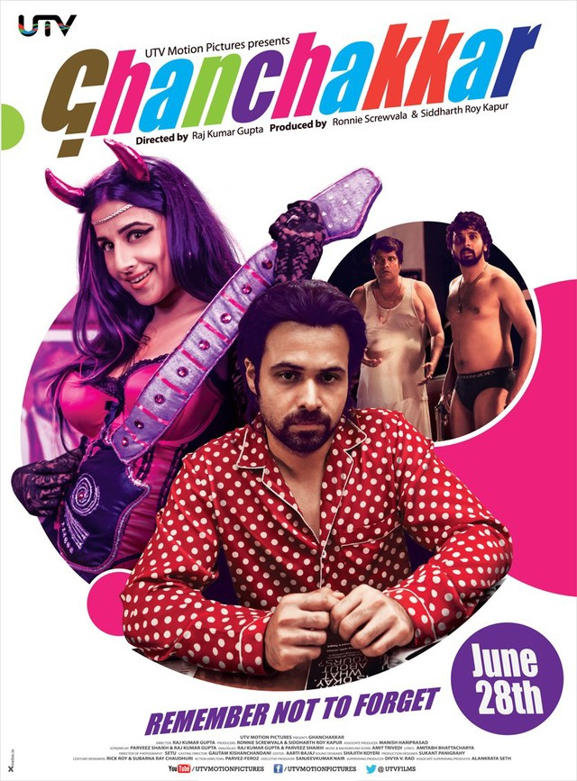 Ghanchakkar - Movie Poster #1