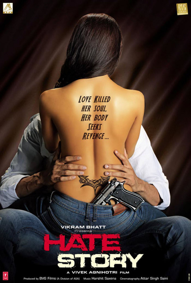 Hate Story - Movie Poster #1