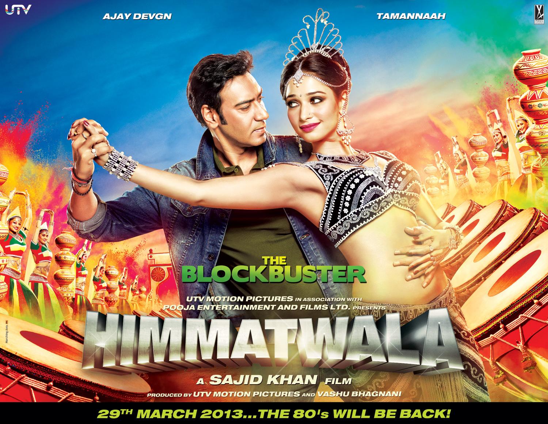 Himmatwala - Movie Poster #3 (Original)