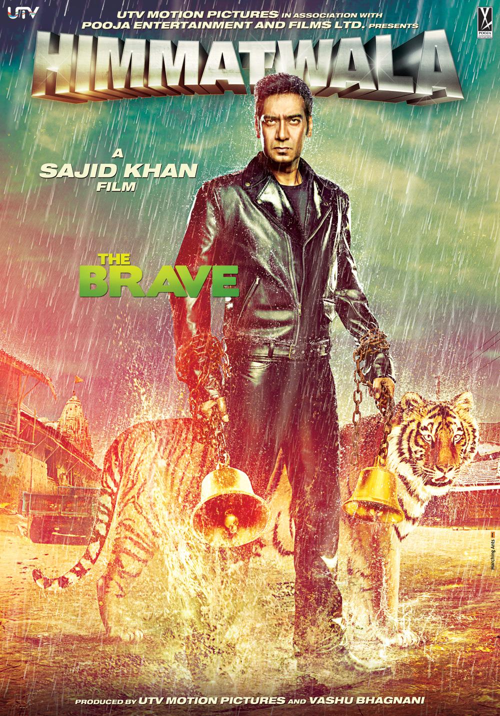 Himmatwala - Movie Poster #4 (Original)