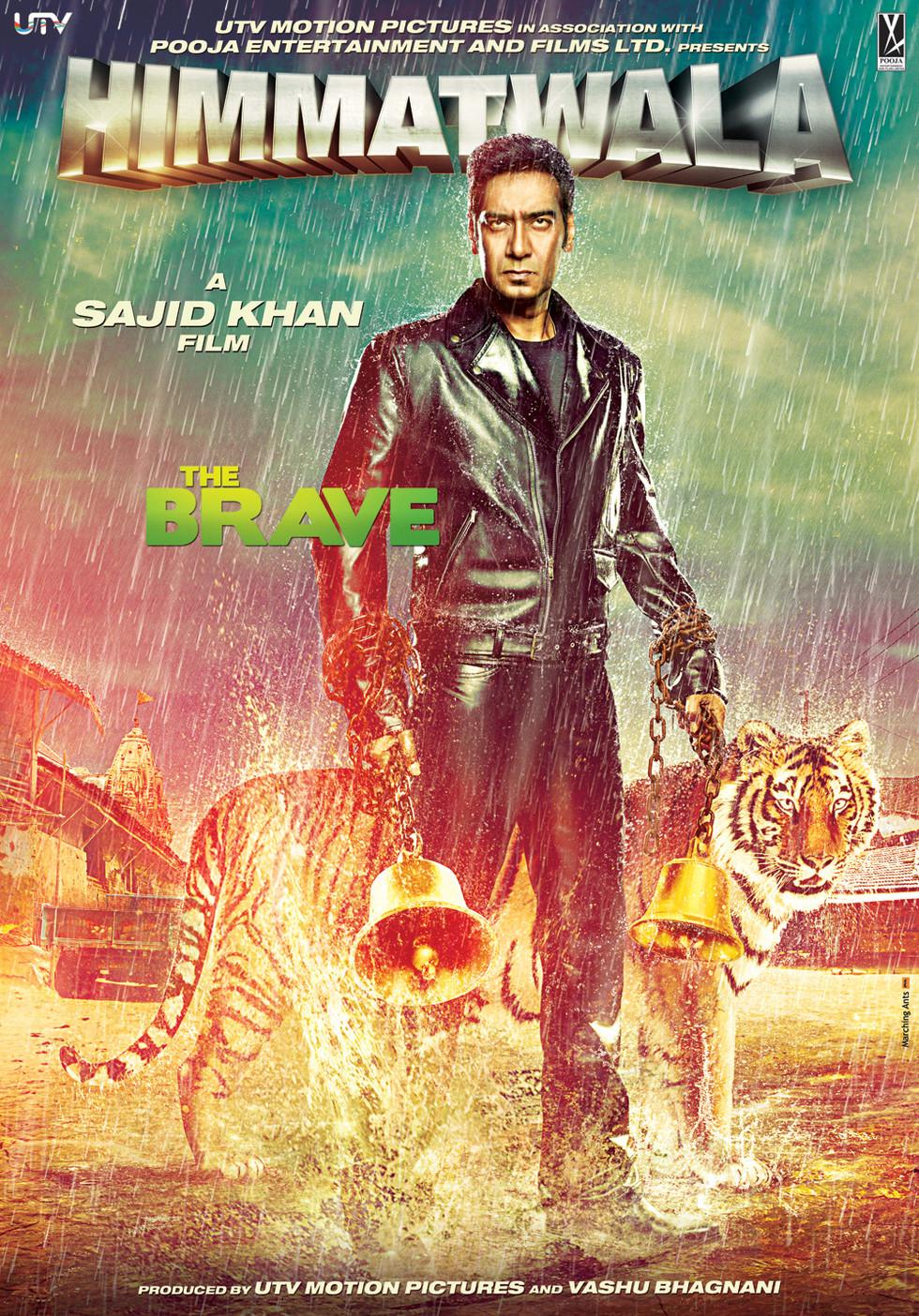 Himmatwala - Movie Poster #4 (Large)